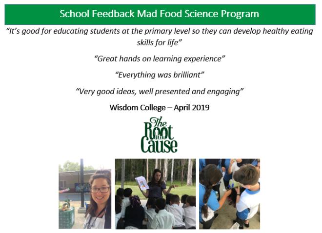 Mad Food Science Program Toowoomba WC feedback.png